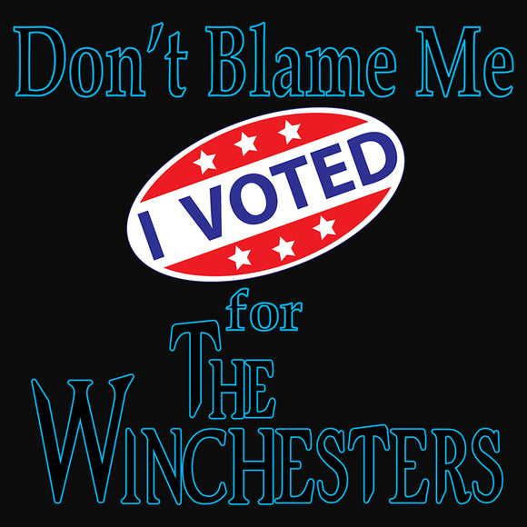Voted for The Winchesters