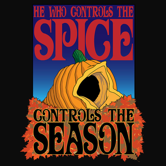 Controls the Pumpkin Spice