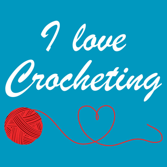 Love Crocheting