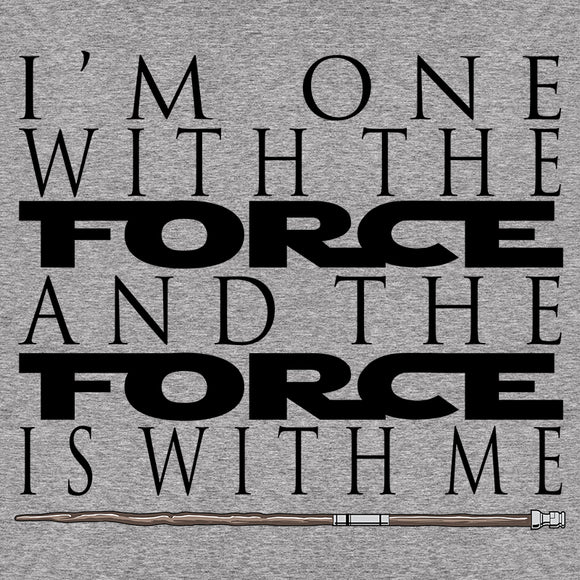 I'm One With the Force