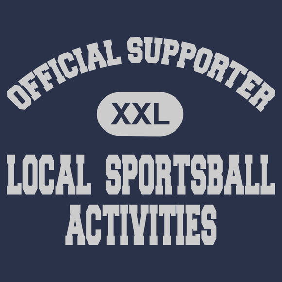 Official Supporter of Sportsball