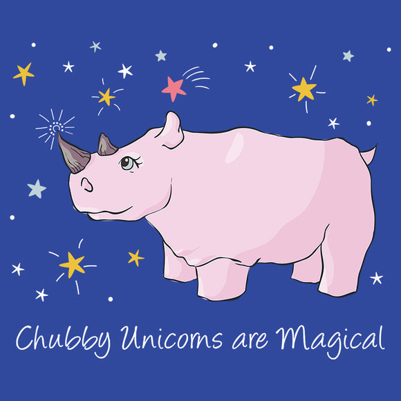 Chubby Unicorns are Magical