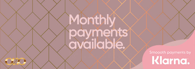 Monthly Payments Available with Adriana Fine Jewelry by Klarna