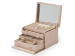 Large Jewelry Box in Rose Gold