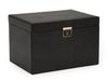 Large Jewelry Box in Black Anthracite