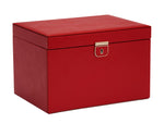 Large Jewelry Box in Red