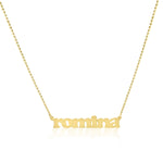 The Precious Name Necklace