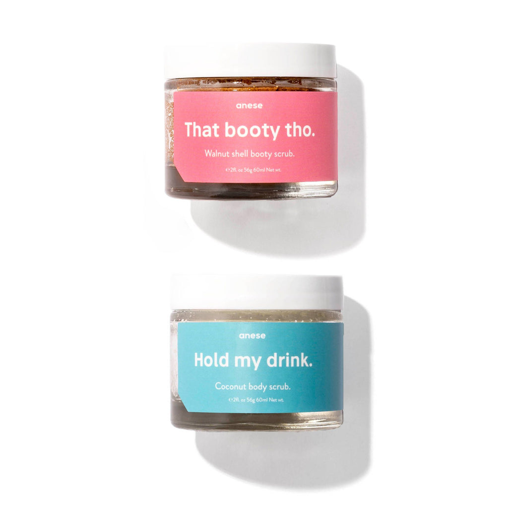 Bottomless Scrub Duo - Save $5!