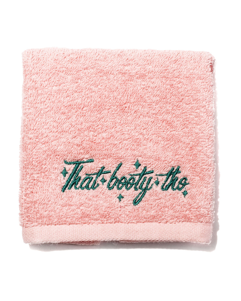 That booty tho towel.