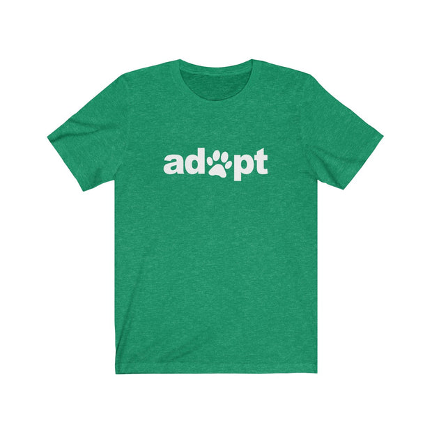 Adopt Jersey Knit T-Shirt - 7 Colors