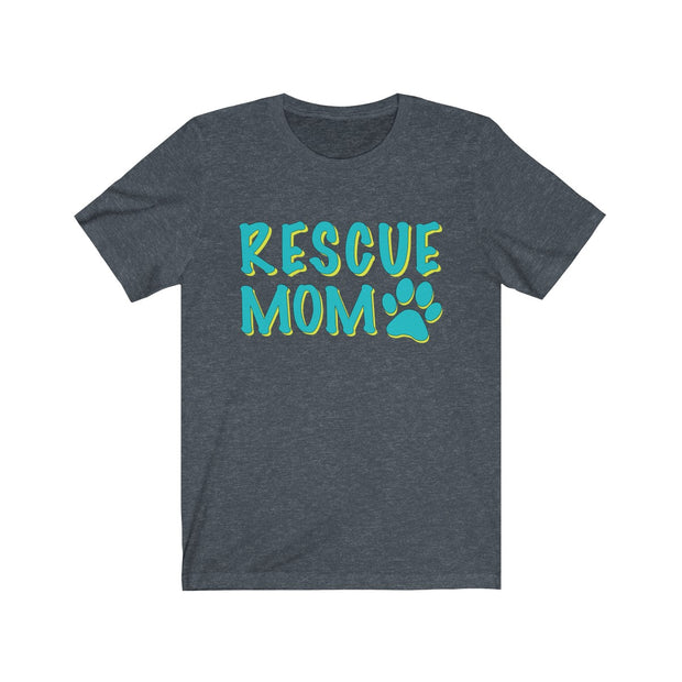Rescue Mom Unisex Jersey Short Sleeve Tee