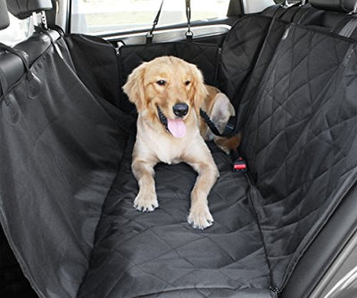 Pups-to-Go Backseat Cover for the Car