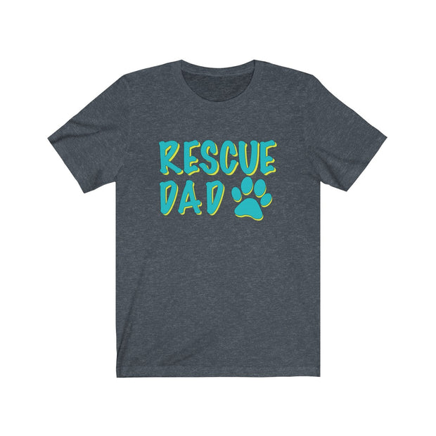 Rescue Dad Unisex Jersey Short Sleeve Tee
