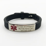 In Case of Emergency Bracelet