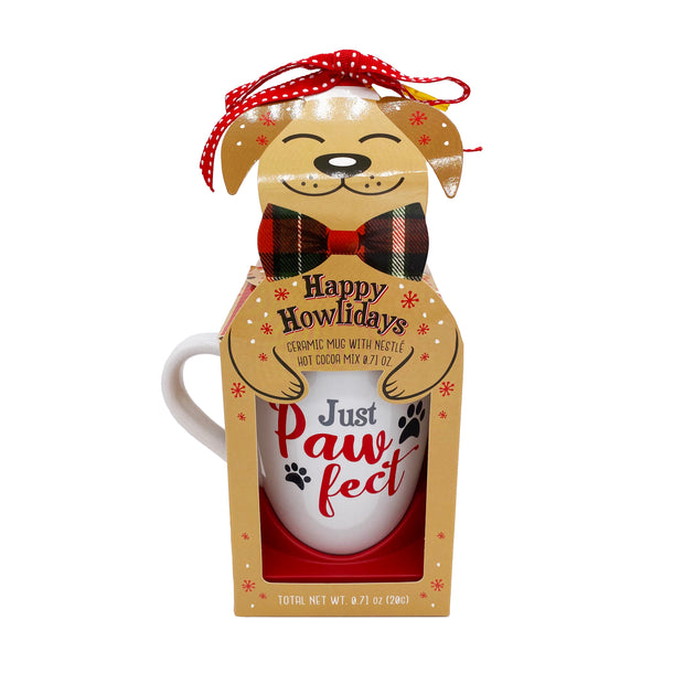 Just Pawfect Coffee Mug & Cocoa