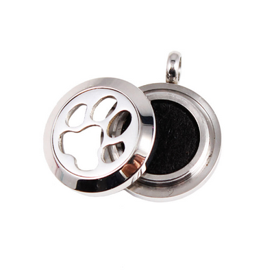 Aromatherapy Essential Oil Pet Collar Locket