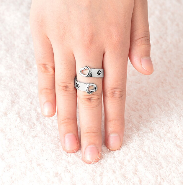 I'll Love You Forever Adjustable Ring