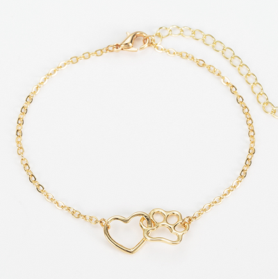 You Have My Heart Adjustable Bracelet