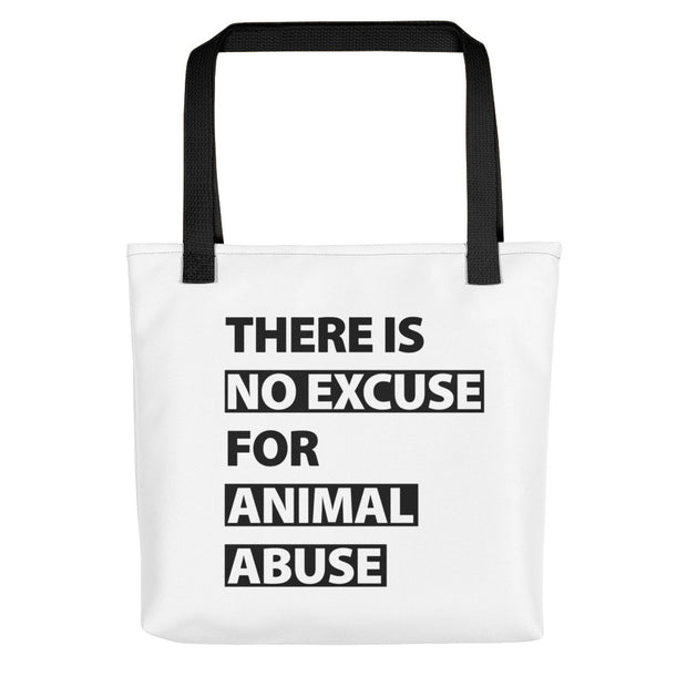 There's No Excuse Tote Bag