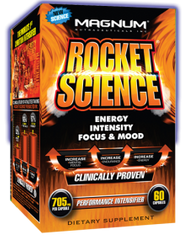 rocket science by magnum
