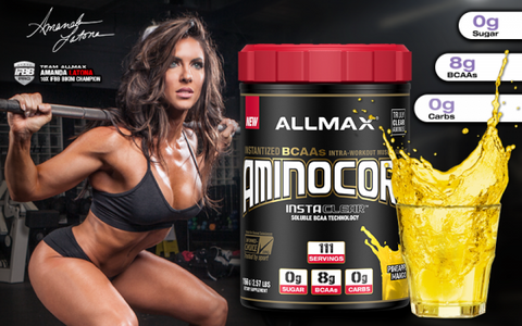 allmax aminocore review