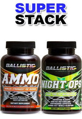 ballistic labs super stack