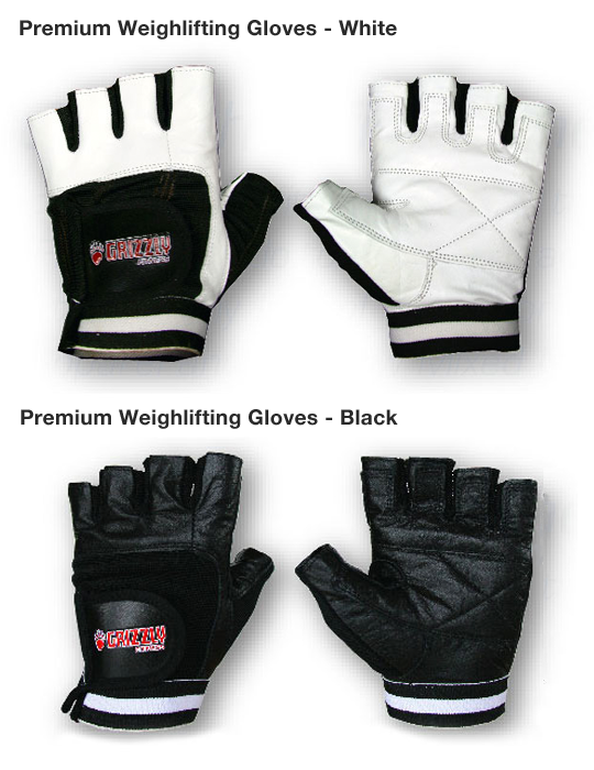 Grizzly Paws Training Gloves