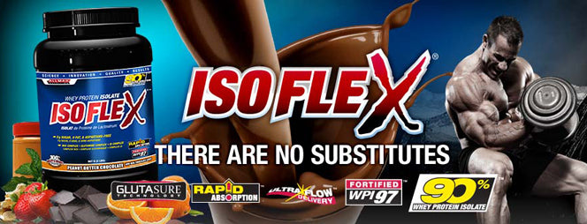 allmax isoflex features