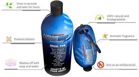 Liquid Grip Benefits