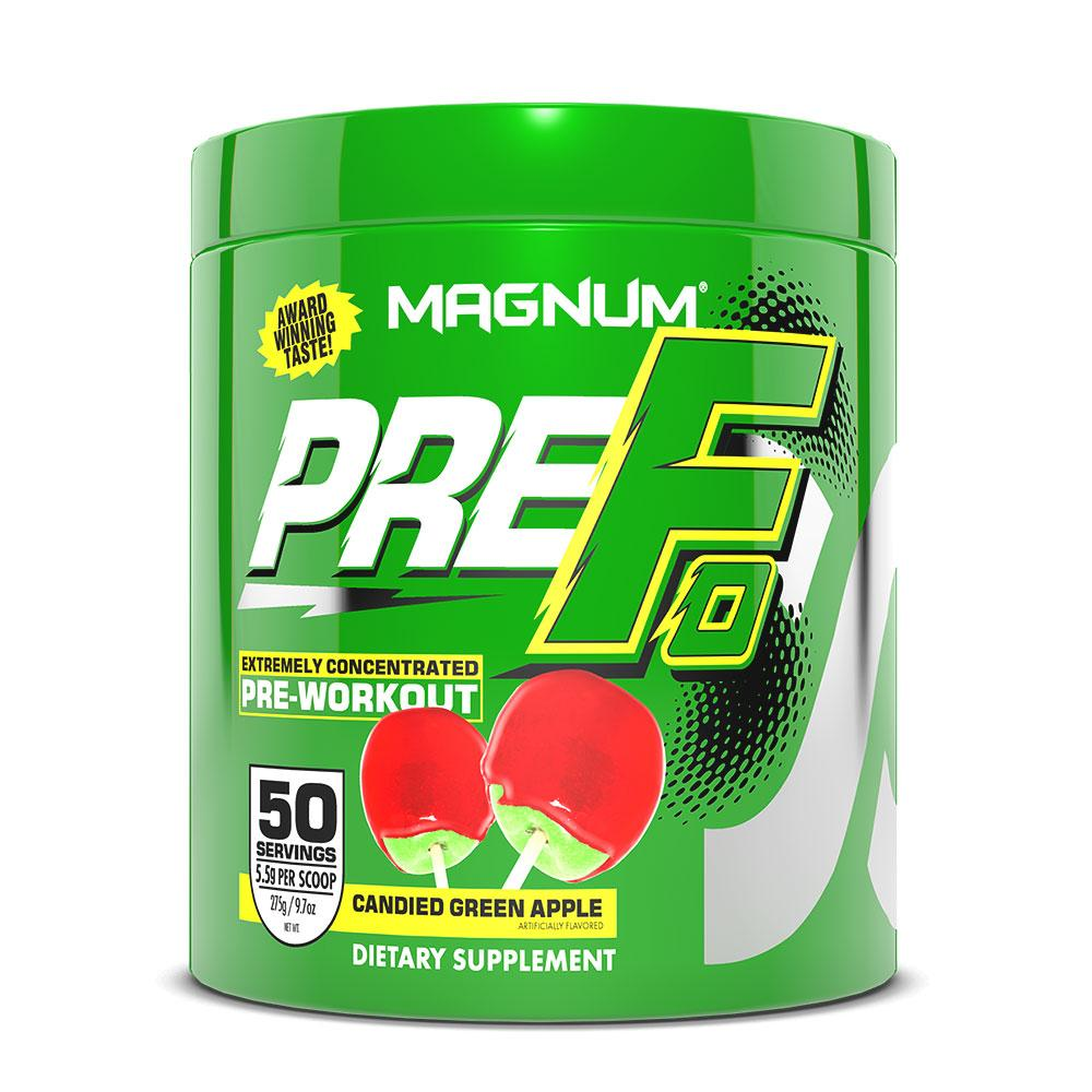 Magnum Nutraceuticals New Arrivals Magnum PreFo (50 servings)