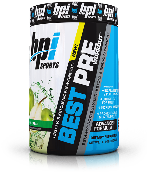 BPI Sports  Best Pre Workout (30 Serving)