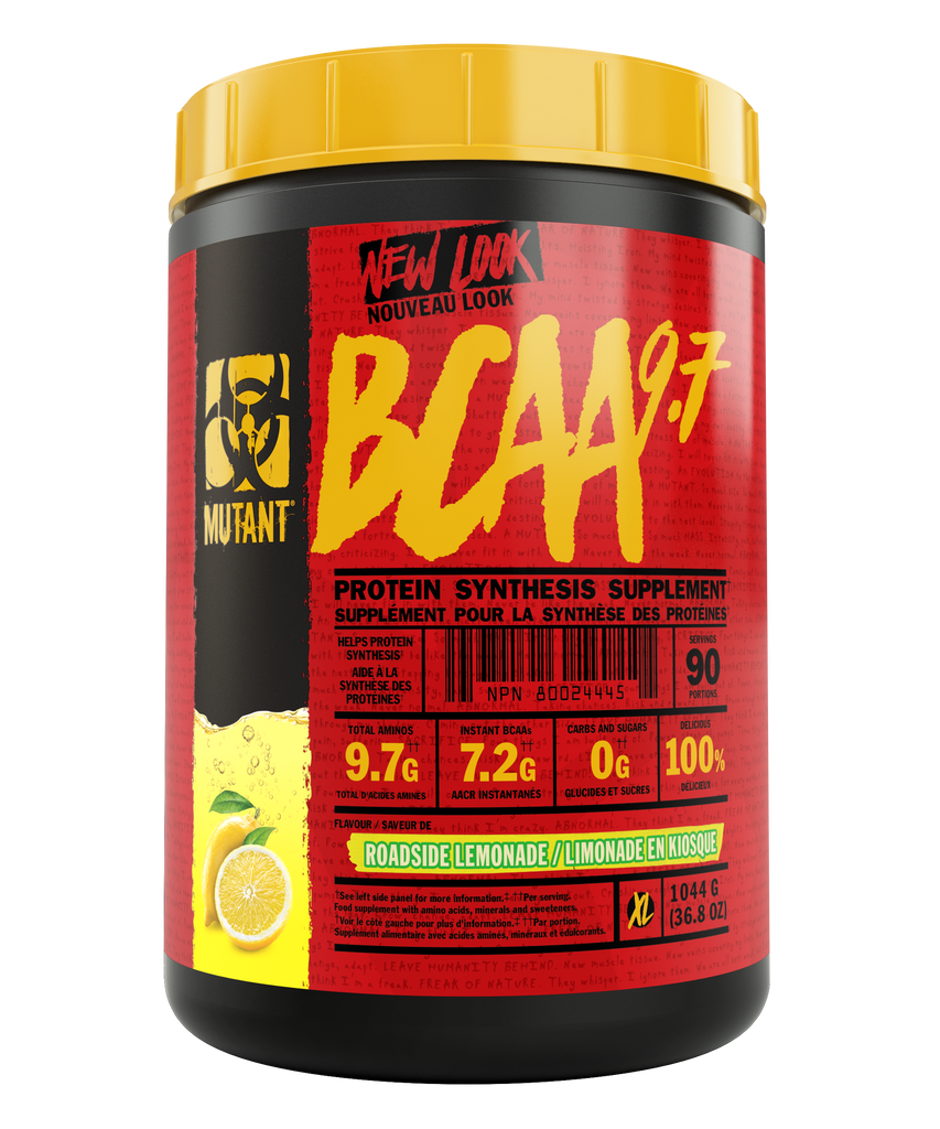 MUTANT Mutant Mutant BCAA 9.7 (90 servings)
