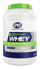 100% Natural Iso Sport Whey (908g)