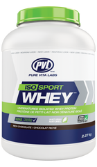 Pure Vita Labs: 100% Natural Iso Sport Whey (5 lbs)