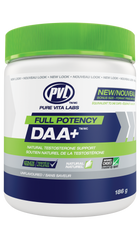 Pure Vita Labs D-Aspartic Acid (186g)