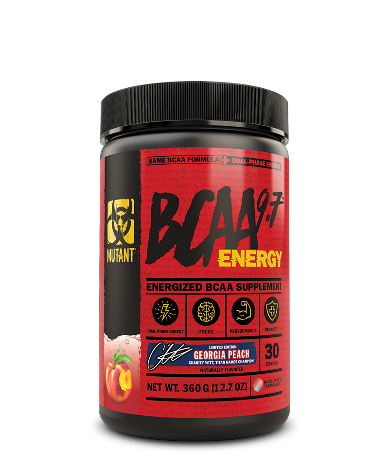 MUTANT  Mutant BCAA 9.7 Energy (30 serving)