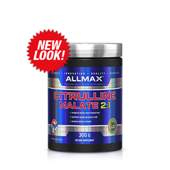 Allmax Nutrition: Citrulline Malate (300g)
