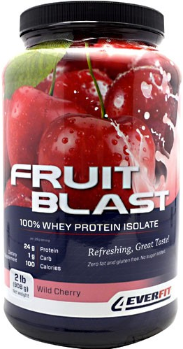 4EVER FIT  Fruit Blast Isolate (2 lbs)