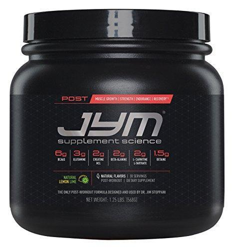 JYM  JYM Post Carb (30 servings)