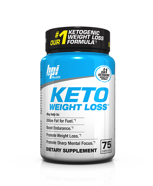 BPI Sports Endurance KETO Weight Loss (75 Caps)