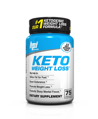 KETO Weight Loss (75 Caps)