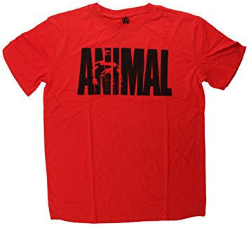 Universal Nutrition  Animal Iconic T-Shirt (Red)