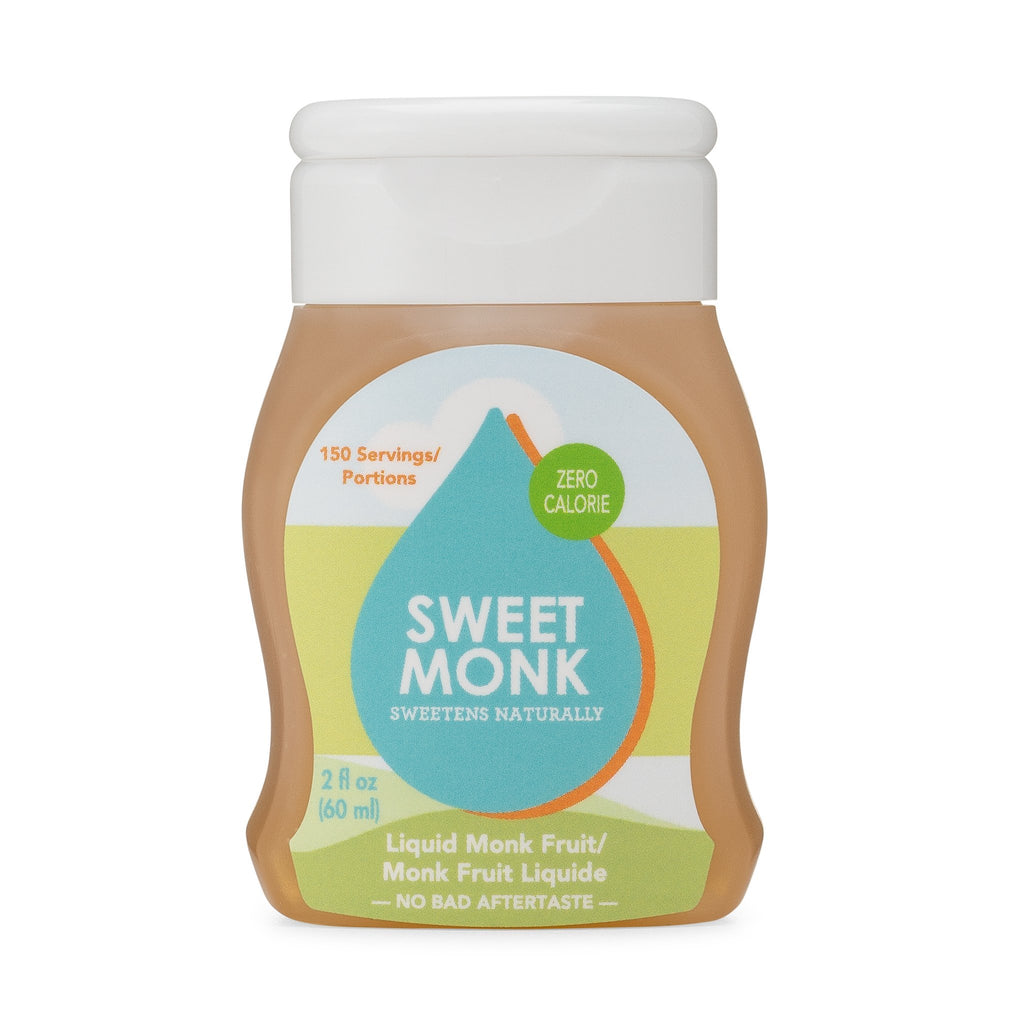 Sweet Monk  SweetMonk 60ml (150 servings)