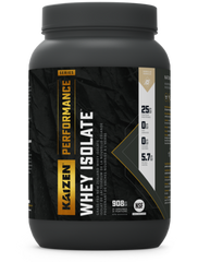WHEY ISOLATE (908g)