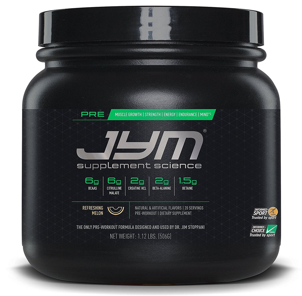 JYM  JYM Preworkout (20 servings)