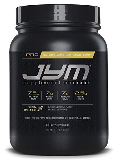 Jym Supplement Science Best By Date Jym PRO (2LBS)