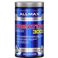 Allmax Nutrition: Creatine 3000 (150 caps)