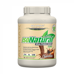IsoNatural Pure Whey Protein Isolate (5 lbs)