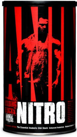 Universal Nutrition Arginine Animal Nitro (44 packs)