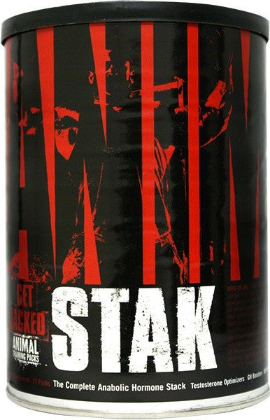 Universal Nutrition Testosterone Enhancers Animal Stak (21 packs)